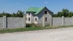 Casa noua cu stapanii plecati peste hotare
