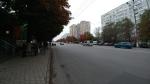 Circulatia de pe bd.Moscova
