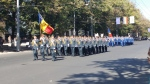 Militari marsaluind pe Stefan cel Mare